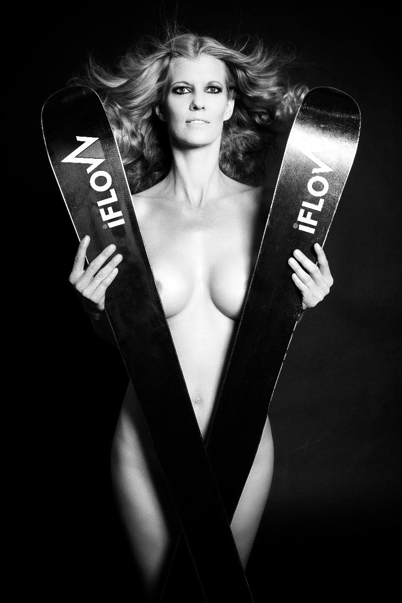 Smukke kvindelige skiinstruktører: September 2015 - ©Gitta Saxx | www.skilehrerinnen.at