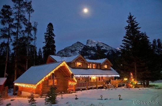 Banff Log Cabin B B Sunshine Village