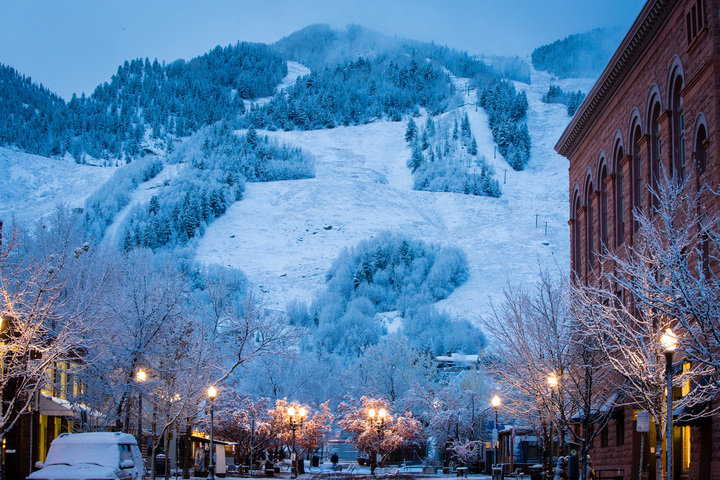 Aspen Mountain and Snowmass open Nov. 27 followed by Aspen Highlands and Buttermilk Dec. 13. - ©Jeremy Swanson