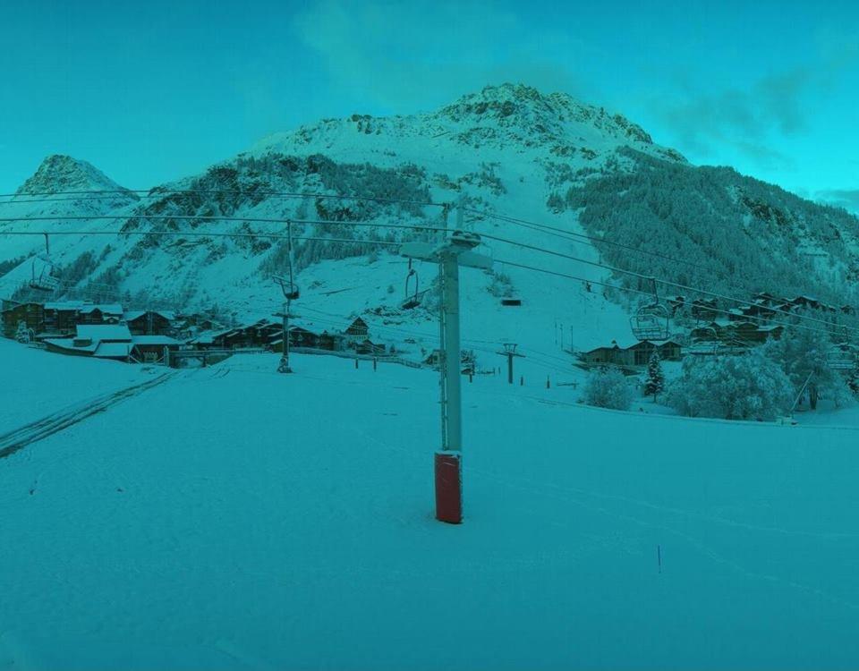 Val d'Isere Nov. 16, 2014