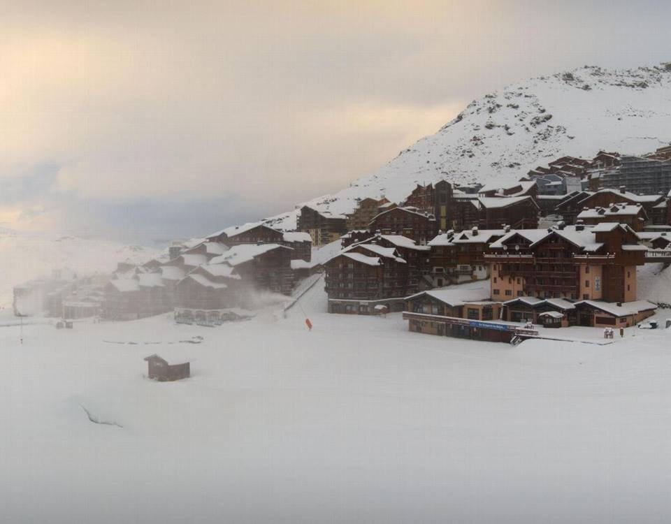 Val Thorens Nov. 16, 2014