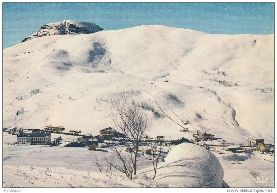 Les 2 Alpes Nov. 30, 2014 - ©Yves George