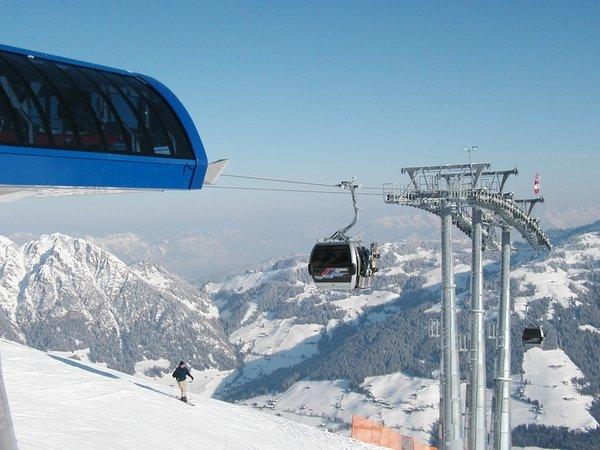 Alpbach - Ski Juwel Alpbachtal Wildschönau - ©Alpbacher Bergbahnen | micma @ Skiinfo Lounge