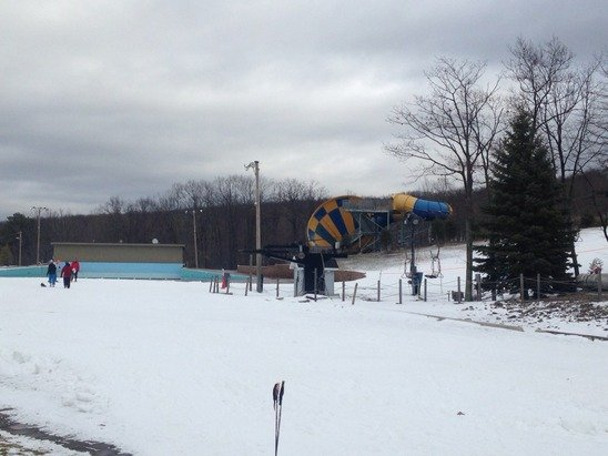 Opening day @skiswimmontage
