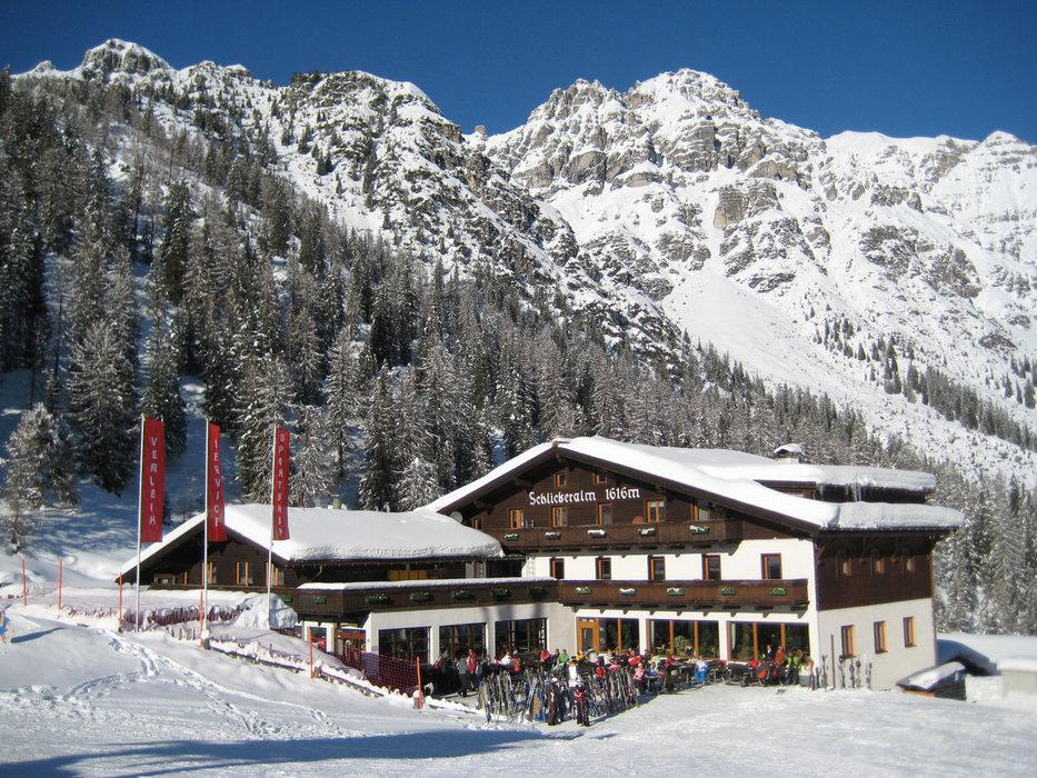 Schlick 2000 - ©Tourismusverband Stubai Tirol