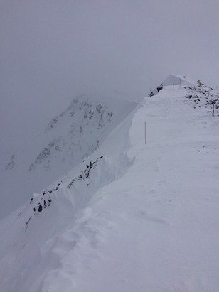 Here is a pic from top of Peak 6! Ridge laps!!!!!