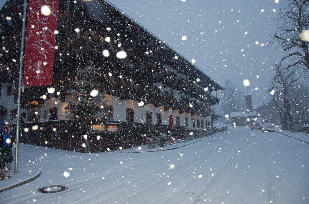 Alpbach Dec. 26, 2014 - ©Romantikhotel Böglerhof in Alpbach