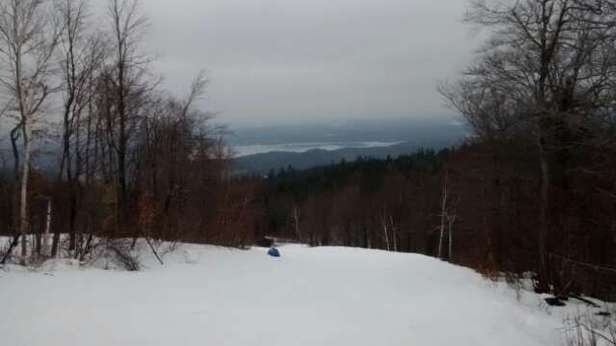 Main runs on Vanier are open. Skied a half day and really enjoyed it. The runs were well groomed, no lines at all.
