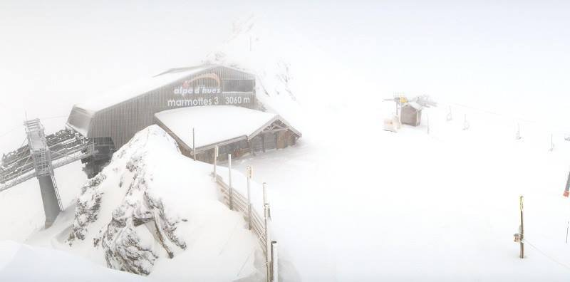 Alpe d'Huez Jan. 17, 2015 - ©Alpe d'Huez Officiel