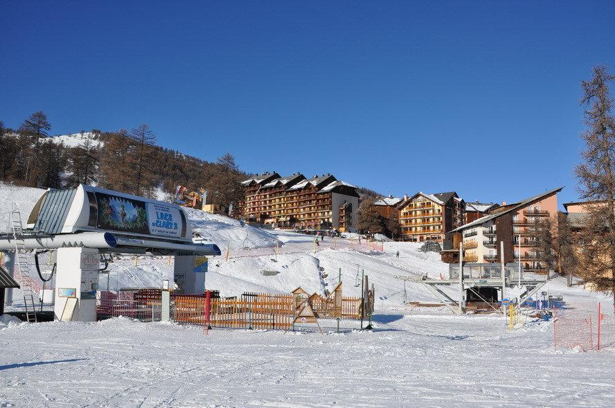 Risoul | Residences - ©Alpis | Alpis @ Skiinfo Lounge