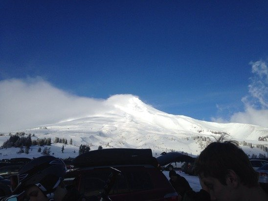 Great day today! Pow in the morning got a bit harder after lunch.