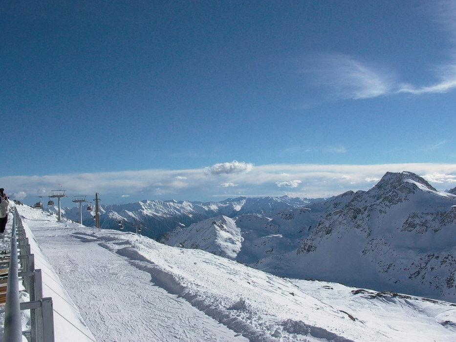 A scenic vista at Flattach Mölltaler AUT