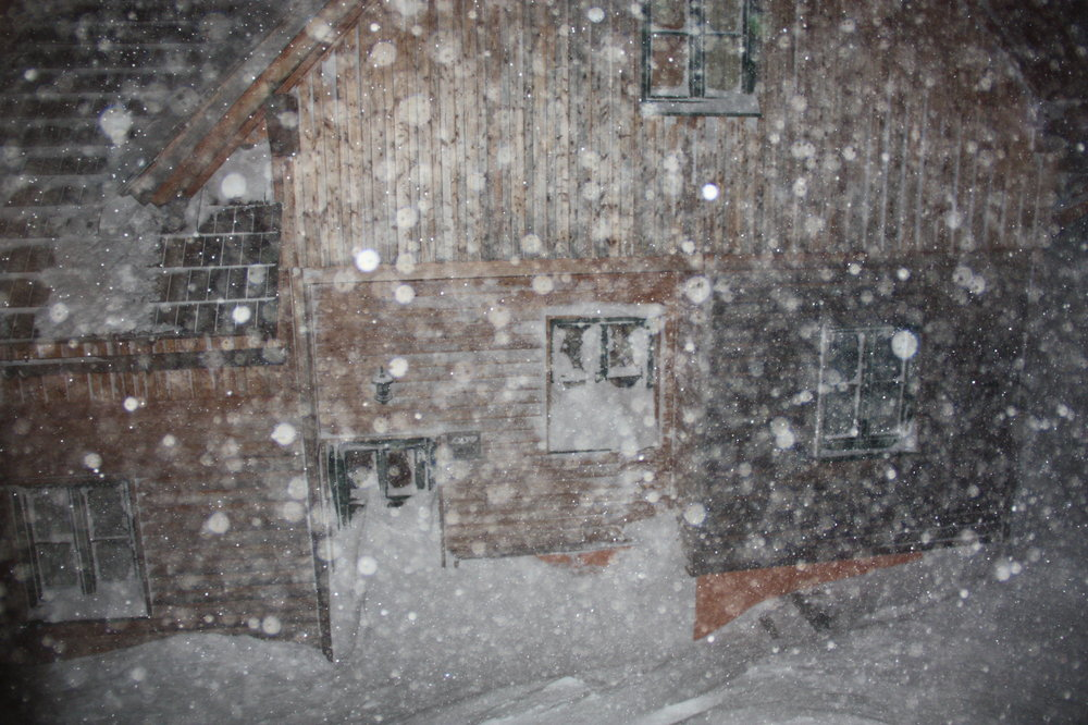 Z okna - ©julo | Julo_Costes @ Skiinfo Lounge