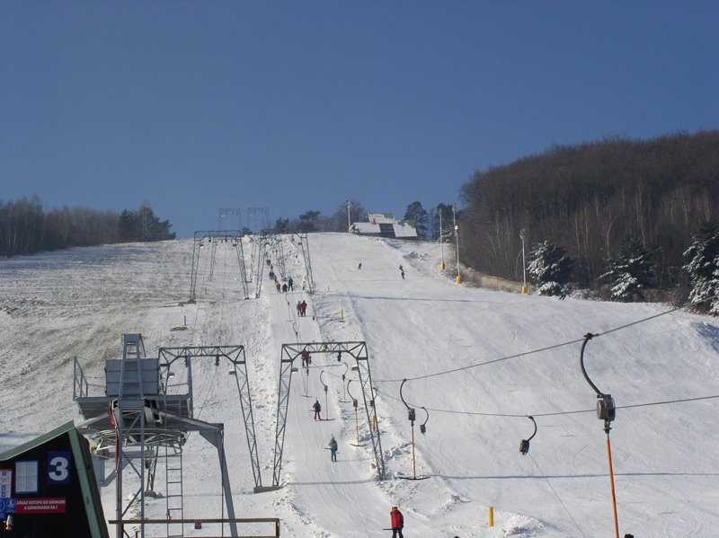 Ski resort Kavečany
