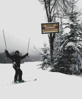 Fantastic powder conditions what had a blast.