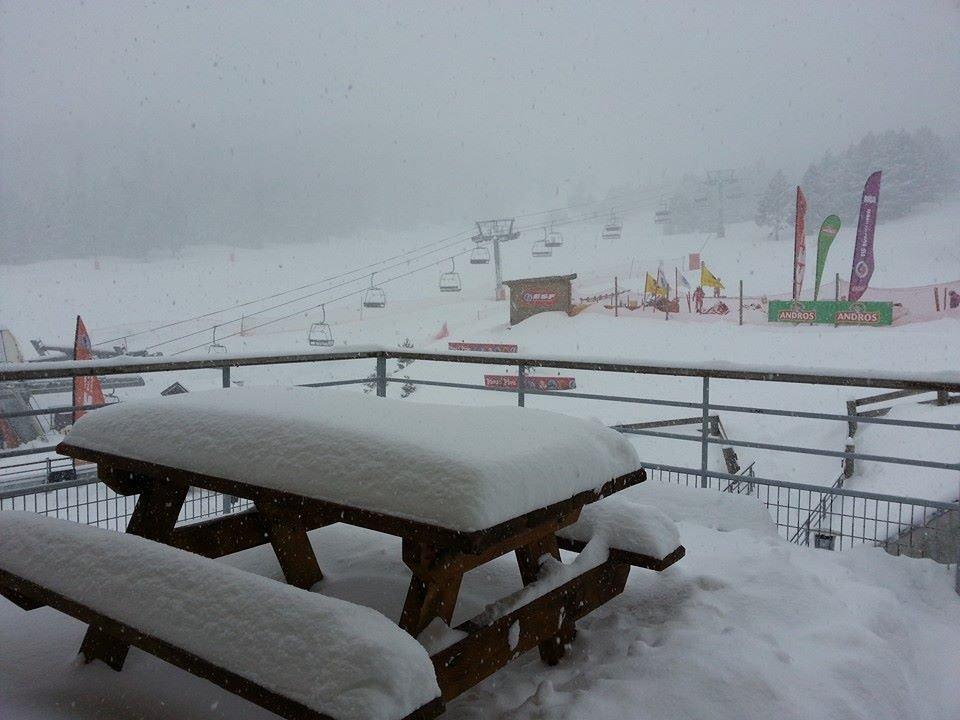 Formigueres (FRA) | 24.02.2015 - ©Station De Ski Formigueres