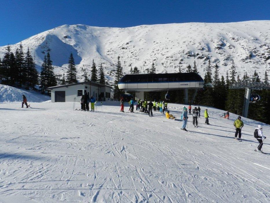 Ski Roháče - Spálená - ©facebook.com/rohacespalena