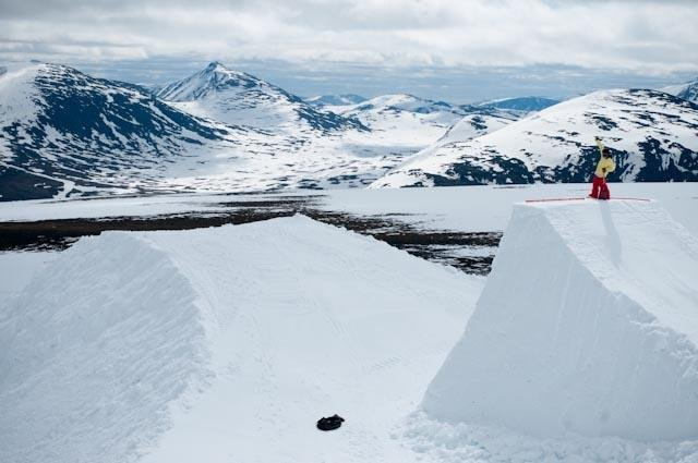 Galdhopiggen Glacier ski - ©Filip Christensen | Skiinfo Norge @ Skiinfo Lounge