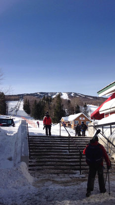 Stratton Mountain - Incredible day! Perfect weather and the trails were well-kept.