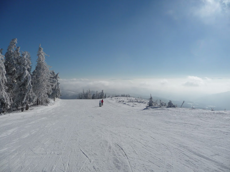 Skipark Erika - Kojšovská hoľa - ©Matej Petőcz