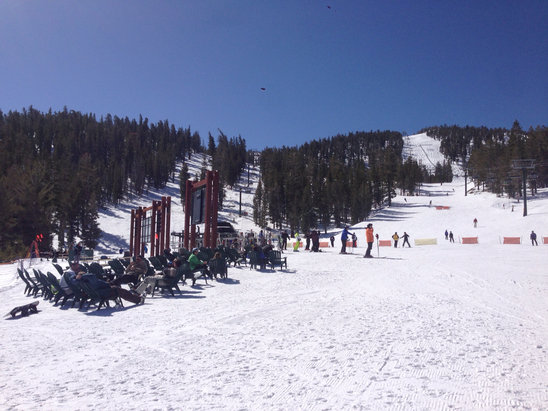 Heavenly Mountain Resort - Another beautiful day!