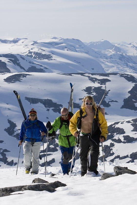 Stryn Glacier Ski - ©Nicklas blom | @ril @ Skiinfo Lounge