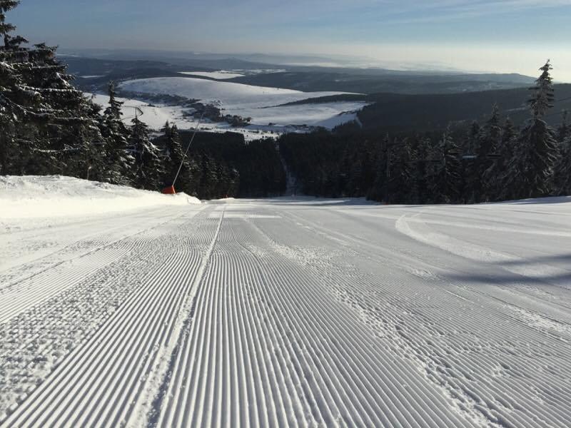 Skiareál Klínovec - ©FB Skiareál Klínovec
