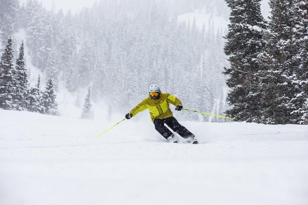Ski Test 2015/2016 day one of three. - ©Liam Doran