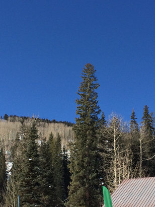 Durango Mountain Resort - Tuesday was a beautiful day!! Good snow but
