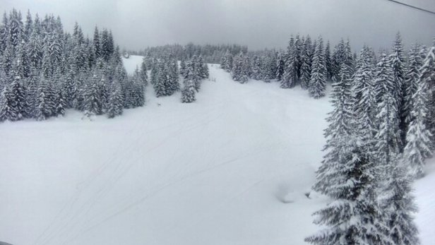 Pamporovo - Firsthand Ski Report - ©glyaskov
