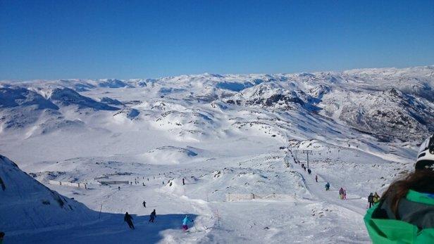 Hemsedal - Firsthand Ski Report - ©romanas.klp