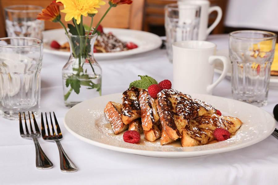 Fine cuisine of Goldminer's Daughter at Alta Ski Resort - ©Alta Ski Area