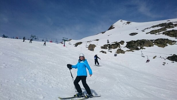 Fórmigal - fantastic conditions  - ©clskellon