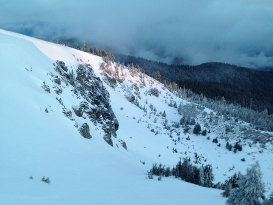 Mount Ashland - March 24: It's official, Mt A is closed for the season. Let's do it all over again in 8 months!