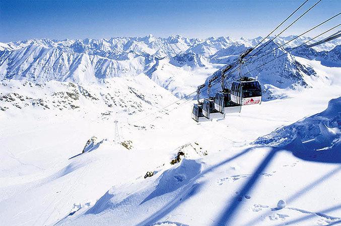 Pitztaler Gletscher - ©JeanD @ Skiinfo Lounge