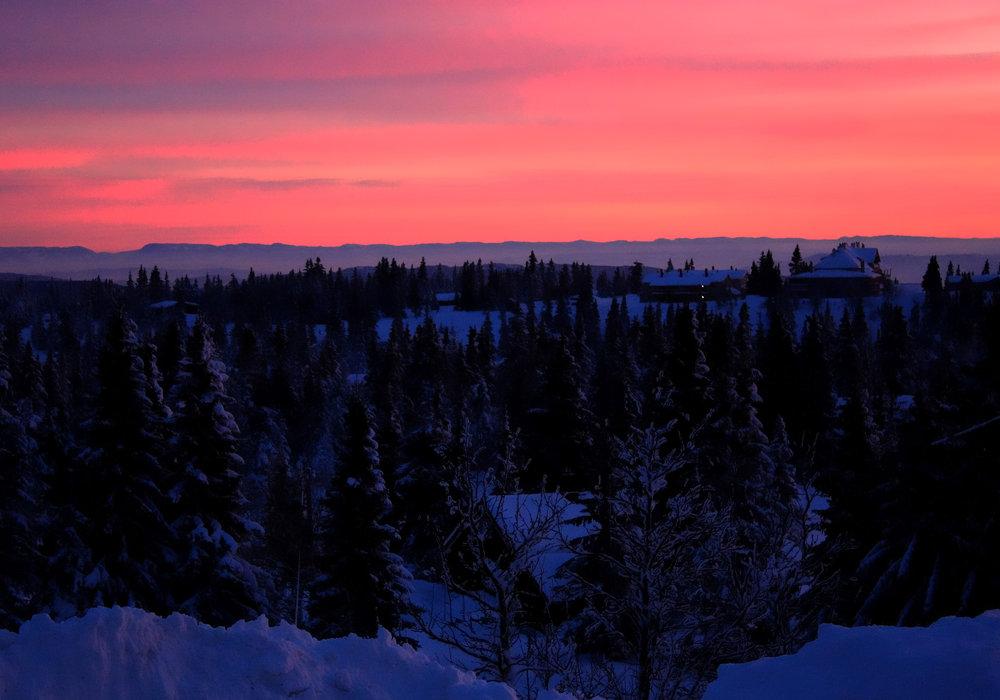 Sjusjøen - ©Jørn Jensen | jornjens @ Skiinfo Lounge