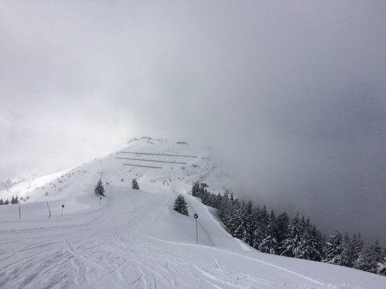 Zell am See - Schmittenhöhe - Phenomenal conditions!