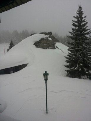 Kopaonik - Snega ima samo tako. Ima i magle. - ©saja011