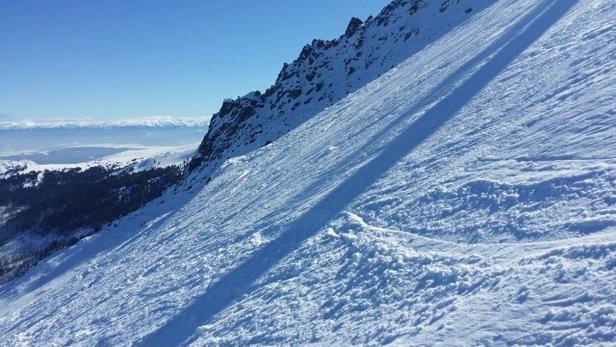 Vitosha - Firsthand Ski Report - ©eurideryu