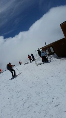 Snowbird - Having a blast! super geeked that it dumped 44 inches right before I came here.