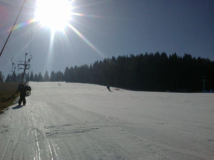 Skiareal Kašperky