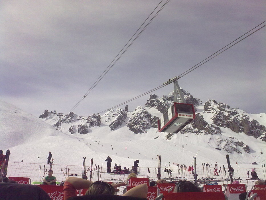 Courchevel - ©Xray @ Skiinfo Lounge