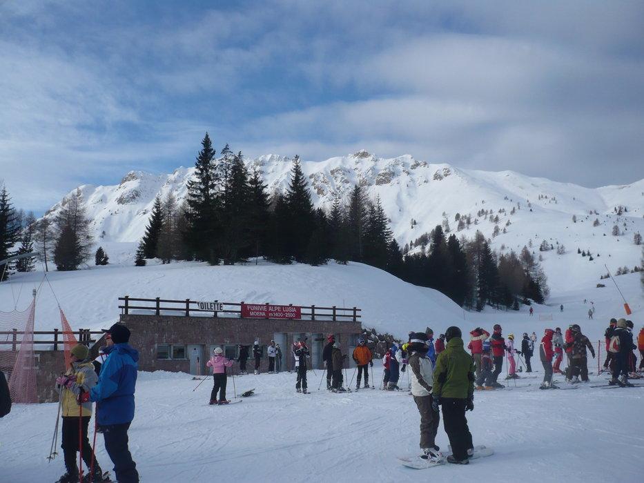Bellamonte - Alpe Lusia - ©TESTAQUEDRA @ Skiinfo Lounge