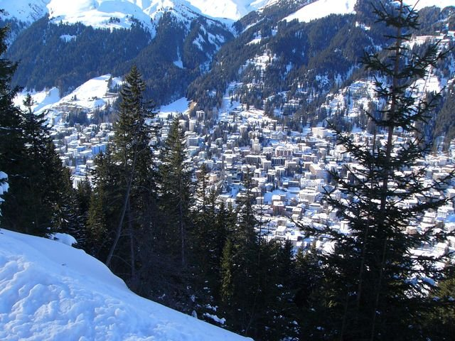 Davos Klosters - ©Zlatka @ Skiinfo Lounge