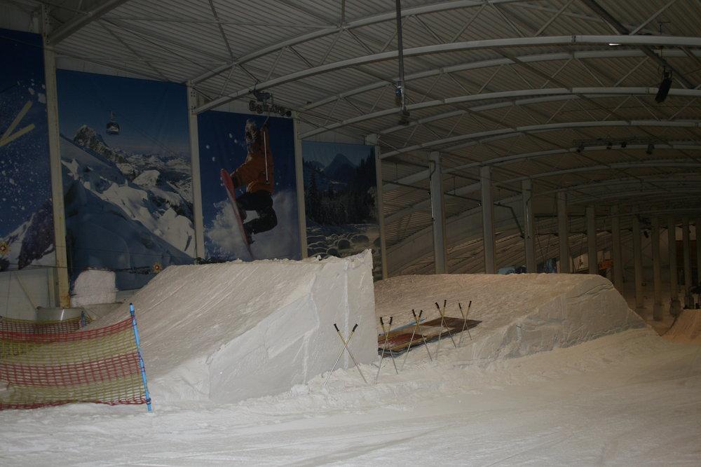 Snowplanet Spaarnwoude - ©SnowPlanet @ Skiinfo Lounge