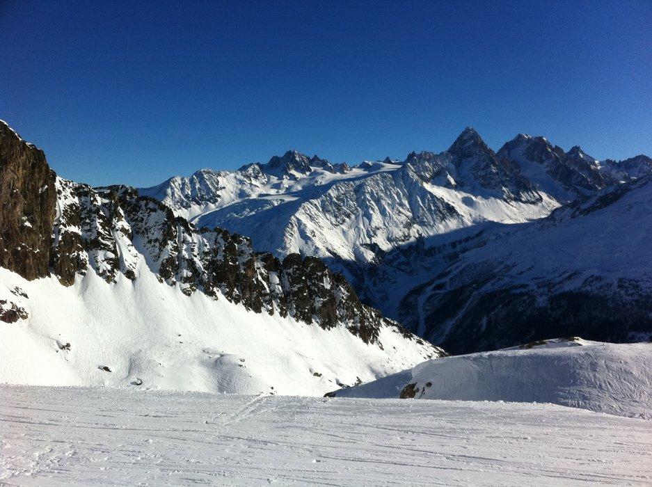 Chamonix Mont-Blanc - ©veronicaeriksson @ Skiinfo Lounge