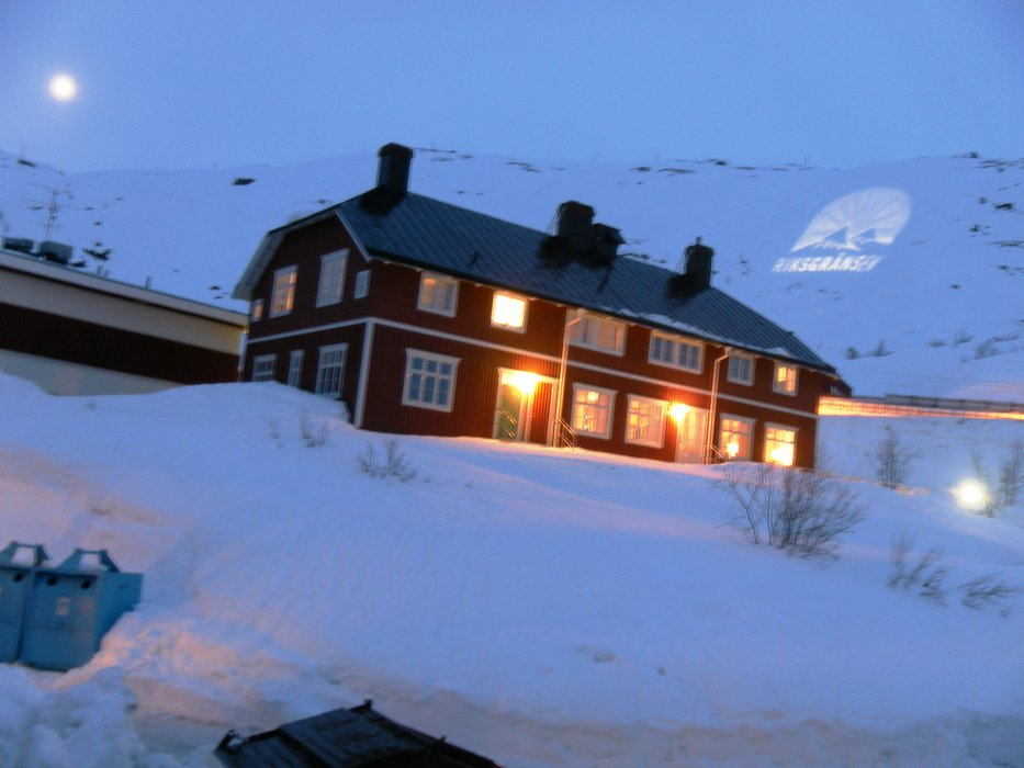 Riksgränsen - ©Eken II @ Skiinfo Lounge