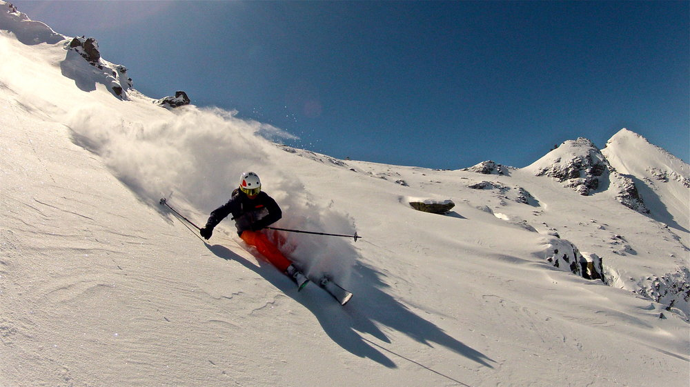 Bad Gastein - Sportgastein - ©joedesperado @ Skiinfo Lounge