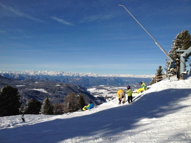 Latemar - Obereggen - Val di Fiemme - ©giaco-92 @ Skiinfo Lounge
