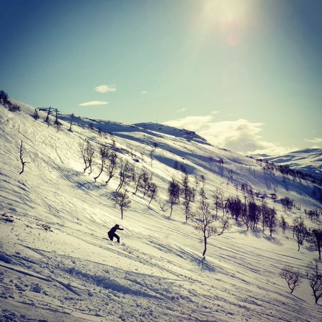 Haukelifjell - ©pudderhue @ Skiinfo Lounge